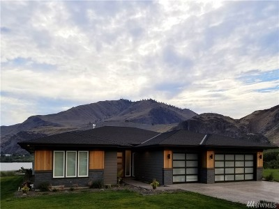 Chelan County, Douglas County Single Family Home For Sale: 3 S Shore Dr