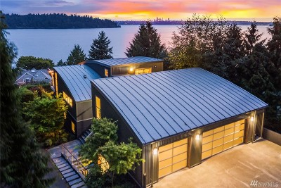 Mercer Island Single Family Home For Sale: 5257 Forest Ave SE