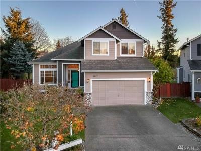 Buckley Single Family Home For Sale: 10627 230th Av Ct E