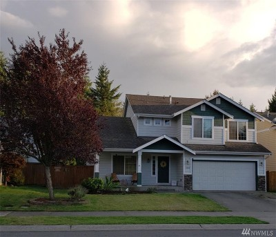 Orting Single Family Home For Sale: 19202 205th St E