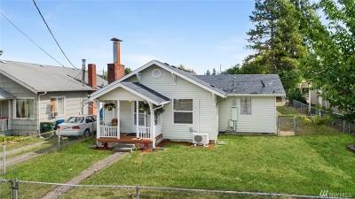 Thurston County Single Family Home For Sale: 138 McArthur St N