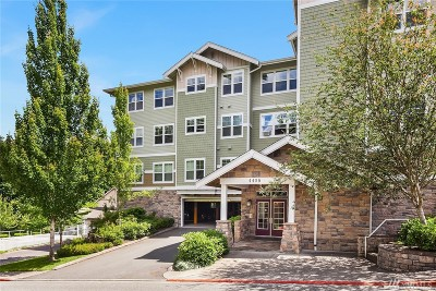Issaquah Condo/Townhouse For Sale: 4406 Providence Point Place SE #307