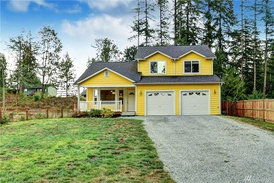 Stanwood Single Family Home For Sale: 18813 86th Dr NW