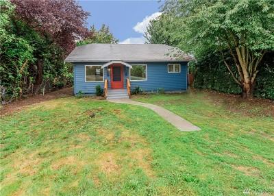 Mount Vernon Single Family Home For Sale: 1206 Virginia St