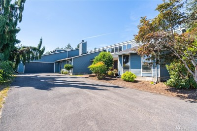 Chehalis Single Family Home For Sale: 1309 NW Airport Rd