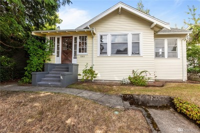 Seattle Single Family Home For Sale: 3261 42nd Ave SW