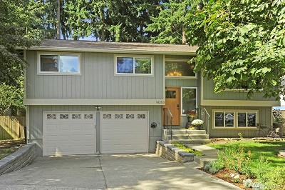Renton Single Family Home For Sale: 14253 145th Place SE