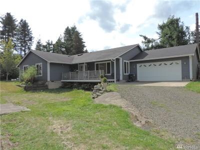 Chehalis Single Family Home For Sale: 1046 Coal Creek Rd
