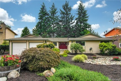 Newcastle Single Family Home For Sale: 7320 127th Place SE
