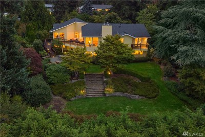 0, King County, Pierce County, Snohomish County Single Family Home For Sale: 2635 90th Ave NE