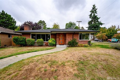 Seattle Single Family Home For Sale: 8055 20th Ave NE