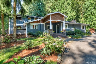 Issaquah Single Family Home For Sale: 25306 SE 133 St