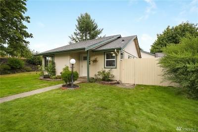 Thurston County Single Family Home For Sale: 1486 Diamond Rd SE
