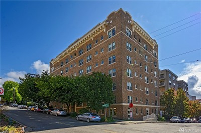 Seattle Condo/Townhouse For Sale: 505 E Denny Wy #A401