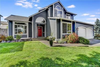 Single Family Home Pending Inspection: 1618 90th Dr NE