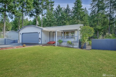 Gig Harbor Single Family Home For Sale: 13305 104th Av Ct NW