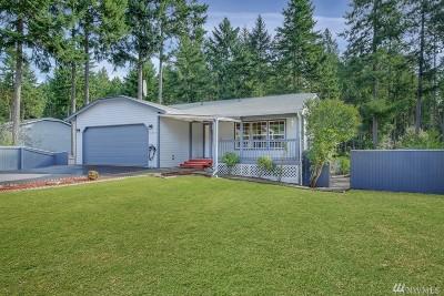 Pierce County Single Family Home For Sale: 13305 104th Av Ct NW