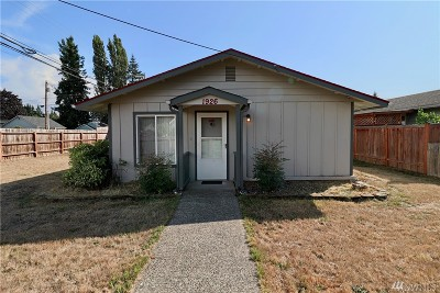 Snohomish County Single Family Home For Sale: 1926 9th St