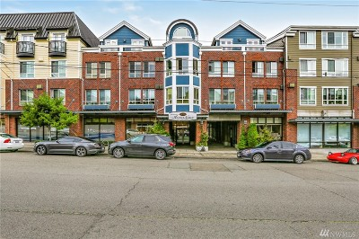 Seattle Condo/Townhouse For Sale: 812 5th Ave N #405