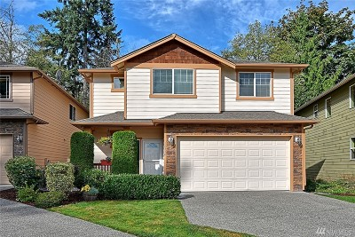 Bothell Single Family Home For Sale: 18318 34th Ave SE