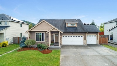 Orting Single Family Home For Sale: 206 Gipple St NE