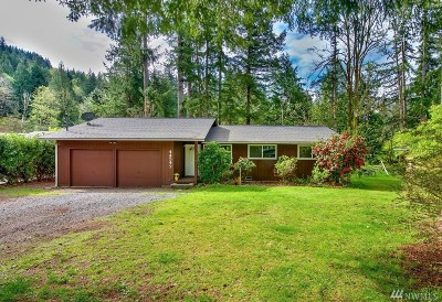 North Bend Single Family Home For Sale: 44547 SE 150th St