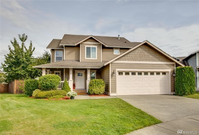 Bellingham Single Family Home For Sale: 4159 Wayside Ct
