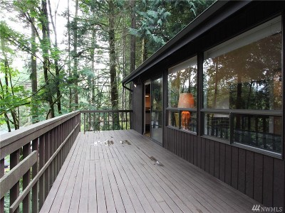Bellingham Single Family Home For Sale: 5 Hillside Place