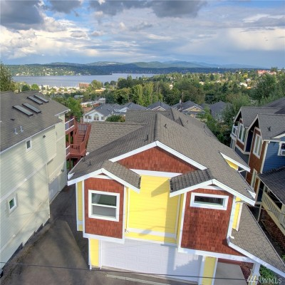 Seattle Single Family Home For Sale: 9308 46th Ave S