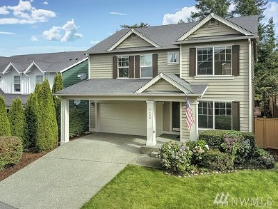 Snoqualmie Single Family Home For Sale: 7123 Cranberry Ct SE