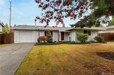Everett Single Family Home For Sale: 13731 62nd Dr SE