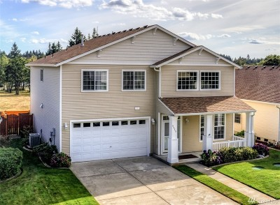 Olympia Single Family Home For Sale: 8325 Sweetbrier Lp SE
