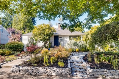 Seattle Single Family Home For Sale: 8027 40th Ave NE