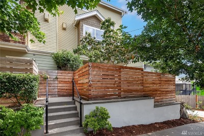 Green Lake Condo/Townhouse Pending: 9216 Stone Ave N #A