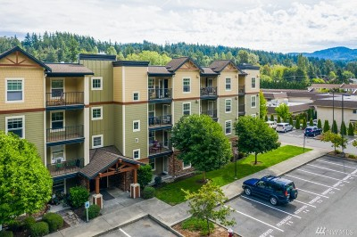 Whatcom County Condo/Townhouse For Sale: 690 32 St #B407