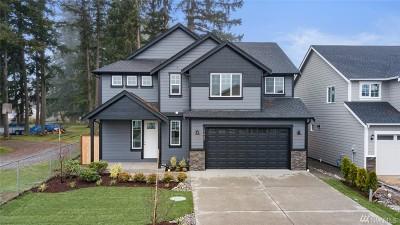 Tacoma Single Family Home For Sale: 17410 26th Ave E