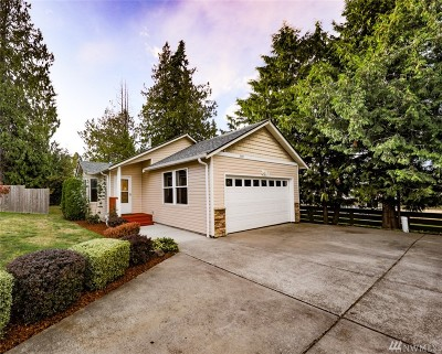 Mount Vernon Single Family Home For Sale: 2307 Earl Ct