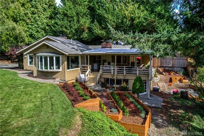 Olympia Single Family Home For Sale: 3535 Frances Dr SE