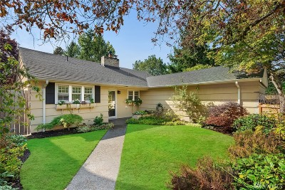 King County Single Family Home For Sale: 3503 NE 44th St