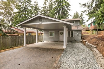 Whatcom County Single Family Home For Sale: 3123 Cowgill Ave