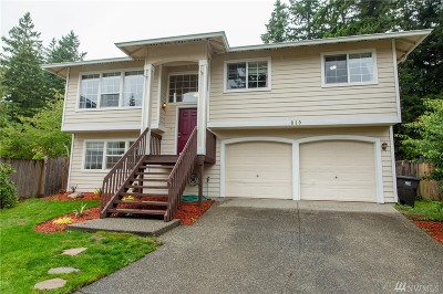 Everett Single Family Home For Sale: 819 108th Place SE