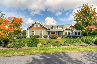Olympia Single Family Home For Sale: 3320 29th Ave NE