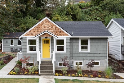 Seattle Single Family Home For Sale: 4935 47th Ave S