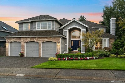 Bellevue Single Family Home For Sale: 16443 SE 47th Place