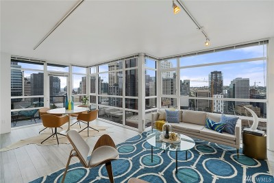 King County Condo/Townhouse For Sale: 1420 Terry Ave #1601