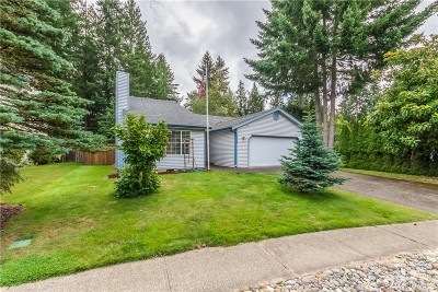 Olympia Single Family Home For Sale: 2524 Woodfield Lp SE