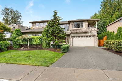 Bothell Single Family Home For Sale: 17302 31st Dr SE