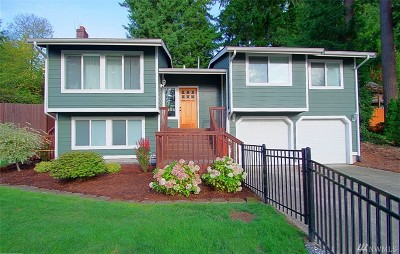 Bonney Lake Single Family Home For Sale: 8106 181st Ave E
