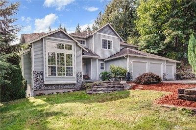 Snohomish Single Family Home For Sale: 20624 Mero Rd
