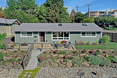 Edmonds Single Family Home For Sale: 727 4th Ave S